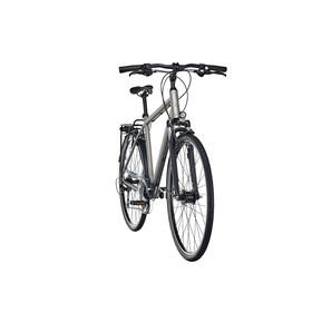 "Kalkhoff Voyager 27 - Vélo de trekking - 28"" gris/argent"